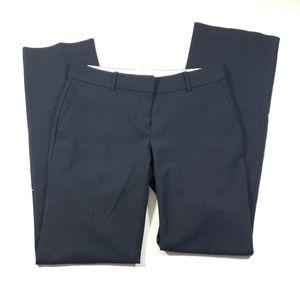 Ann taylor Womens navy blue Devin fit dress pants
